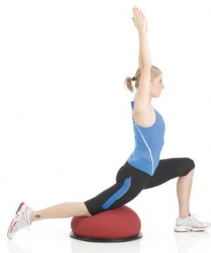 Fitnesa līdzsvara pusbumba