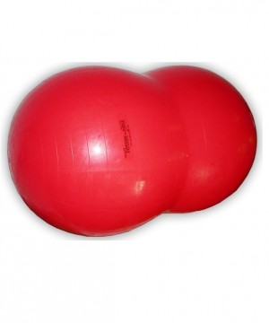 Dubultā fitnesa bumba 40 x 65 cm