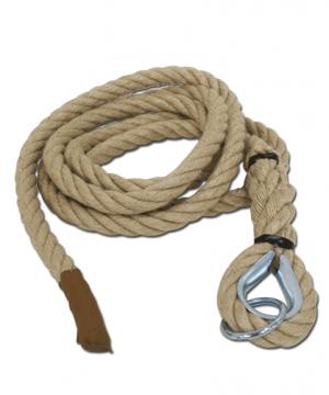 Rāpšanās virve 6 m