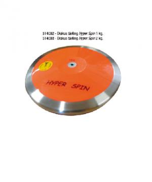Disks Vinex Hyper Spin IAAF 2kg