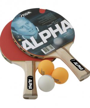 Galda tenisa rakešu komplekts Stiga Alpha