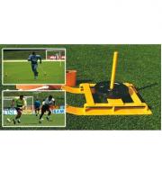 Futbola paātrinajuma treniņu iekārta