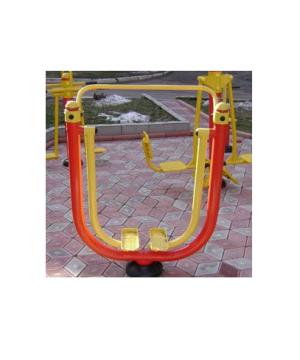 Āra trenažieris kāju/gurnu muskulatūras trenēšanai ( sporta inventārs )