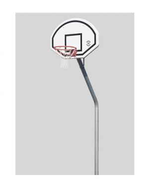 Basketbola grozs Slim Line Gooseneck
