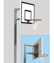 Basketbola grozs SURE SHOT KIDS BASKETBALL UNIT (bernu izmērs 260 cm)