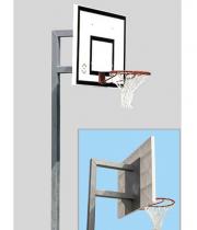 Basketbola grozs SURE SHOT KIDS BASKETBALL UNIT (bernu izmērs 260 cm)