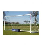 Futbola vārti (saliekami) 3.66X1.83 m