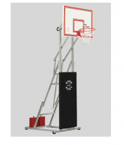 Basketbola groza konstrukcija SURE SHOT