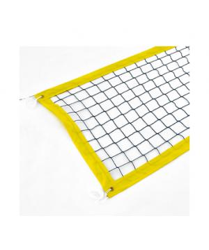 Pludmales volejbola tīkls 8500 mm RNTZW 75mm