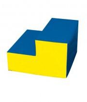 Mini trepīte - bērnu rotaļu elements