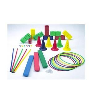 Bērnu rotaļlietu komplekts - Komplekts līdzsvara un koordinācijas treniņiem