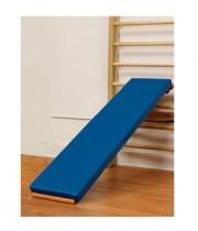 Vingrošanas sols zviedru sienai 1,5 m (zila krāsa)