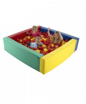 Bērnu bumbiņu baseins Bērnu bumbu baseins 1500 x 1500 x 370 mm