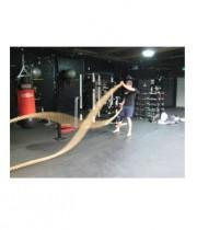 Fitnesa virve 10m (8cm plata)