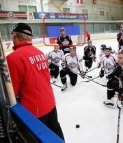 Hokeja borta stiklu aizsargmatracis 160 cm x 138cm x 7cm