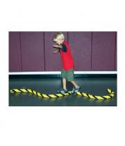 Līdzsvara virve bērniem 2,50 m (8cm plata)