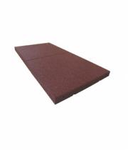 Gumijas paklāji svaru zālei 1000 x 1000 x 50 mm
