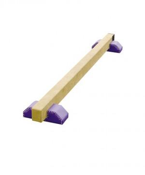Vingrošanas līdzsvara baļķis NDR 3 m
