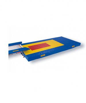 Vingrošanas piezemēšanās paklājs EUROTRAMP mini batutam