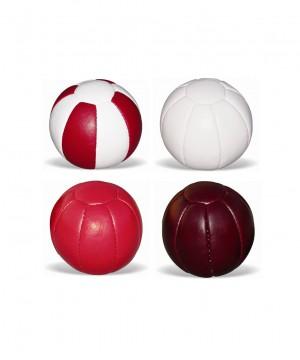Pildbumba - medicīnas bumba VX (āda) 4 kg