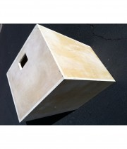 Koka kaste fitnesa vingrinājumiem NDR plyo 50x40x30cm