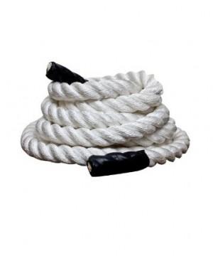 Fitnesa vingrinājumu virve NDR 12m (diametrs 3,6 cm)