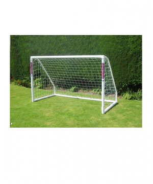 Futbola vārti (saliekami) 2.5 x 1.2 m (ar somu)