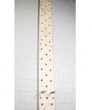 Vingrošanas - izturības siena NDR Peg Board 1900x250