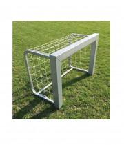 Futbola vārti treniņiem NDR minigoal 90x60 cm (art. 6004 - alumīnija)