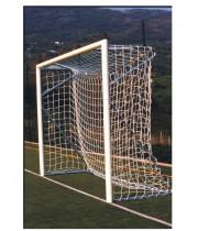 Futbola vārti NDR 3x2 m (art. 6802 - alumīnija)