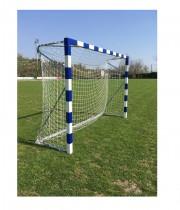 Futbola/handbola vārti NDR 3x2 m (art. 7001 - alumīnija)
