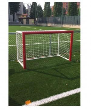 Futbola vārti treniņiem NDR 170x105 cm (art. 6008 - alumīnija)